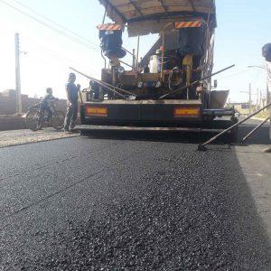 افتتاح پروژه های آسفالت ،جدولگذاری و سنگفرش معابر سطح شهر دیزج دیز