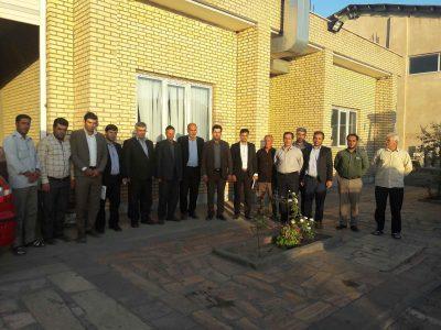 جلسه تحلیف شوراهای اسلامی دوره پنجم شهر دیزج دیز